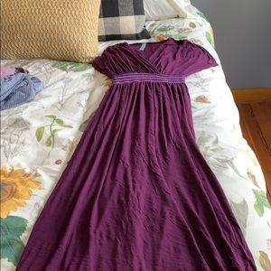 Gilli Grecian style maxi dress from stitch fix